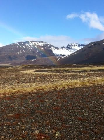 rainbow end